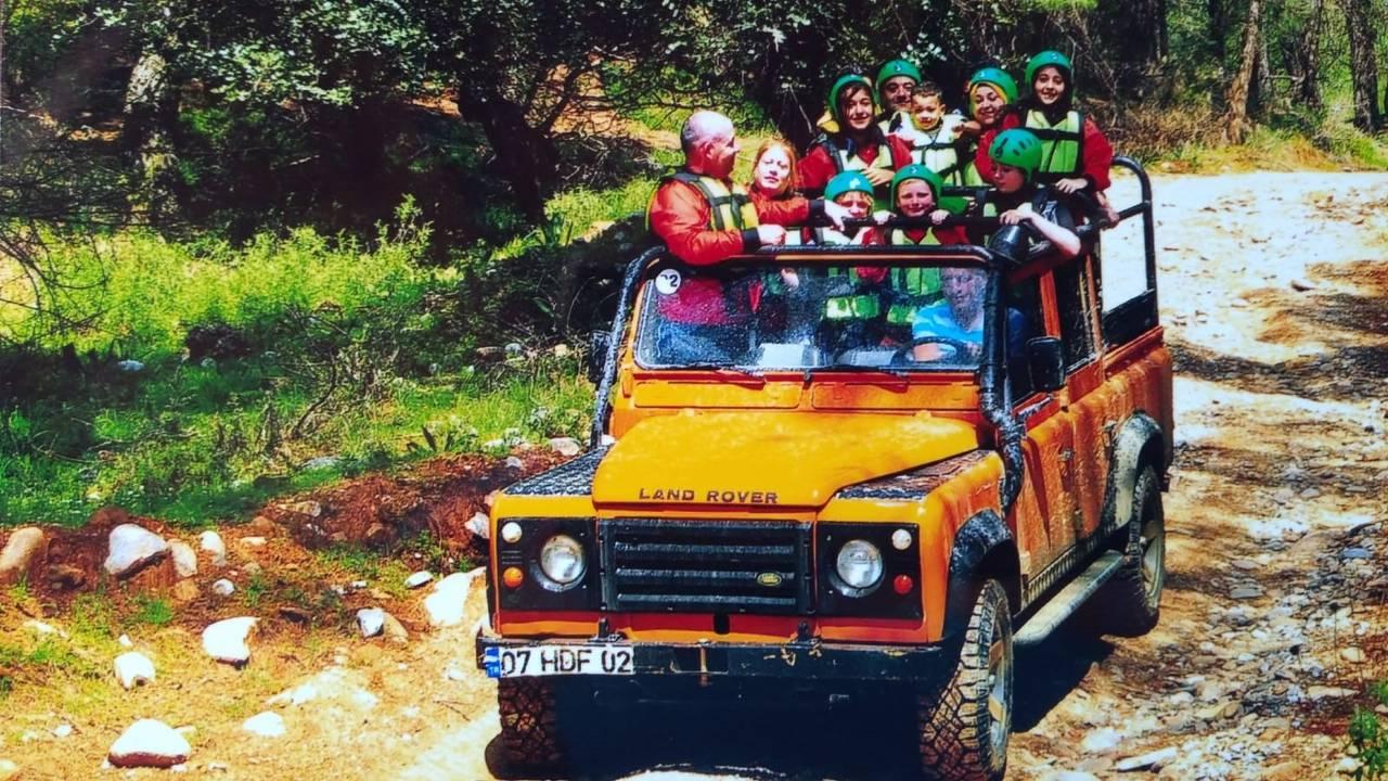 Monster Safari 4WD